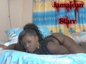 JamaicanStarr – Live Striptease